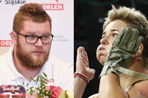 """Paweł Fajdek ostro o Włodarczyk: """"Zbudowała całą swoją karierę na przyjaźni z Kamą, co było medialną pierdołą"""""""