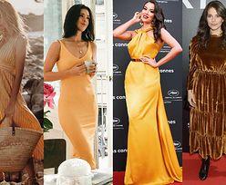 Z czym nosić musztardową sukienkę? 5 propozycji