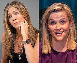 """Jennifer Aniston i Reese Witherspoon GŁODZĄ SIĘ, żeby zachować szczupłą sylwetkę: """"Nie jem nic przez 16 godzin"""""""