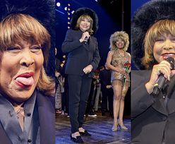 Tina Turner w świetnej formie ogląda musical o sobie (ZDJĘCIA)