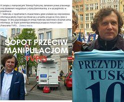 """TVP znów manipuluje? Prezydent Sopotu: """"Tego, co robią redaktorzy TVP nie powstydziłby się sam Jerzy Urban"""""""