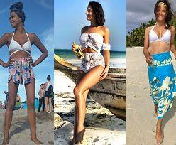 Jakie białe bikini noszą gwiazdy? 5 inspiracji