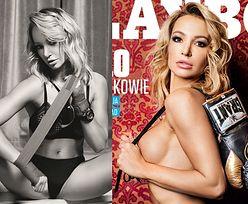 """Żona Włodarczyka pozuje w """"Playboyu"""""""