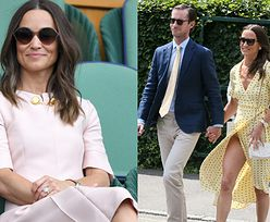 Pippa Middleton zaliczyła WPADKĘ na Wimbledonie