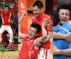 Koniec olimpiady w Rio: Chińczyk Chen Long cieszy się ze złotego medalu (ZDJĘCIA)