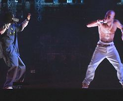 HOLOGRAM TUPACA na scenie ze Snoop Doggiem!