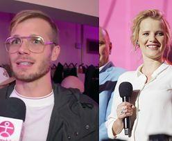 """Ciachorowski w wielkich okularach ubolewa nad Kulig: """"Bardzo żałuję, że Joasia nie dostała nominacji do Oscara"""""""