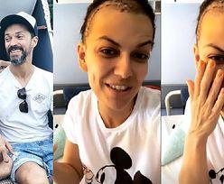 """Alżbeta Lenska wraca do zdrowia. """"Jedna na trzy osoby przeżywa pęknięcie tętniaka"""""""
