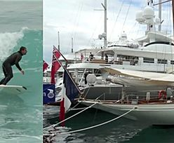 """Kac Cannes"": Samochody, jachty i surfing"