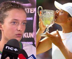 """Polska gwiazda Wimbledonu: """"Chciałabym wygrać wszystkie wielkie szlemy"""""""