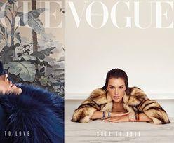 """Półnaga Alessandra Ambrosio wygina się w """"Vogue'u"""""""