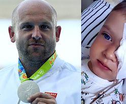 Piotr Małachowski przekaże swój medal z Rio na licytację dla chorego chłopca!