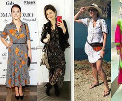 Lniane sukienki wracają do łask – jakie noszą gwiazdy?