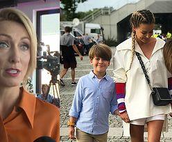 """Kalczyńska wspiera Rozenek: """"Mama w pracy versus plan zajęć dzieci, to cały czas niewygrana walka"""""""
