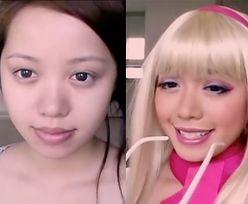 Jak upodobnić się do lalki Barbie? TO WIDEO OBEJRZANO JUŻ... 60 MILIONÓW RAZY!