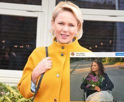 """Anna Samusionek pokazała zdjęcie córki na wózku inwalidzkim. """"Podziwiam rodziców niepełnosprawnych dzieci"""""""