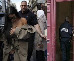 Francuska policja ARESZTOWAŁA 16 OSÓB zamieszanych w napad na Kim Kardashian!