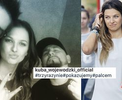 Lewandowska kazała usunąć Wojewódzkiemu swoje zdjęcie? Chciał zachęcić fanów do protestów pod sądami...