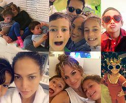 Najlepsze rodzinne zdjęcia Jennifer Lopez!