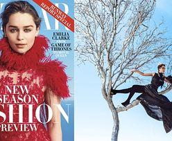 """Gwiazda z """"Gry o Tron"""" na okładce """"Harper's Bazaar""""!"""