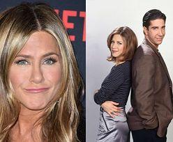 Jennifer Aniston skomentowała związek z Davidem Schwimmerem!