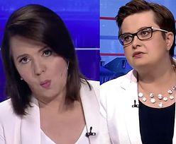 """Danuta Holecka kłóci się na wizji z Katarzyną Lubnauer! """"Nie jest pani wstyd, że pani kłamie?"""""""