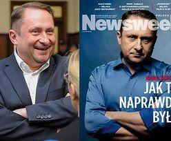 """Kamil Durczok w """"Newsweeku"""": """"ROBIŁEM, CO CHCIAŁEM. Nikt w historii polskich mediów nie doznał takich oskarżeń!"""""""