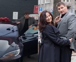 """Żona Gołoty kupiła mu samochód warty... PONAD 460 TYSIĘCY! """"Najbardziej technologicznie zaawansowany prezent na świecie"""""""