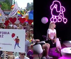 """Polscy celebryci boją się Parady Równości. """"Są gwiazdy, które czerpią z kultury LGBT, jednak boją się do tego przyznać"""""""