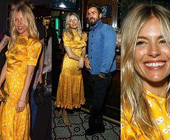Podchmielona Sienna Miller podrywa byłego męża Jennifer Aniston