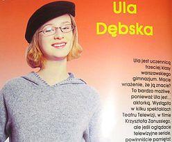 """Początki Uli Dębskiej w """"Victorze"""""""