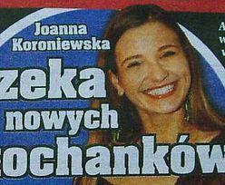 Koroniewska i jej filmowi kochankowie