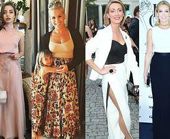 Eleganckie spódnice maxi - jakie wybierają gwiazdy?