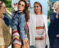 Ubrania robione na szydełku – jakie noszą celebrytki?