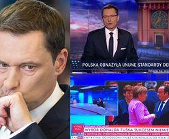 """""""Wiadomości"""" o wyborze Tuska: """"Polska obnażyła UNIJNE STANDARDY DEMOKRACJI!"""""""