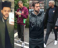 Bluzy męskie - jak noszą je gwiazdy?