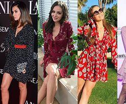 Sukienki z długim rękawem na wiosnę - 5 inspiracji