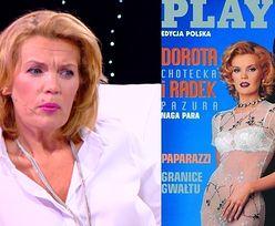 """Chotecka wspomina sesję w """"Playboy'u"""": """"Jadłam liść sałaty tygodniowo. Nie było Photoshopa"""""""