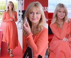 Cannes 2019: Brzoskwiniowa Grażyna Torbicka zachwyca na filmowym festiwalu