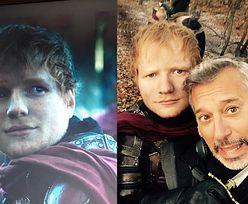 """Ed Sheeran SKASOWAŁ konto na Twitterze. Przejął się krytyką po wystapieniu w """"Grze o tron""""?"""