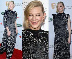 Cate Blanchett namawia do przytulania w hipnotyzującej sukni Givenchy