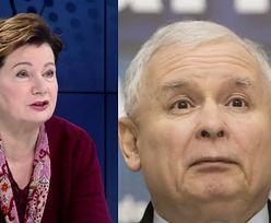 """Gronkiewicz-Waltz o taśmach Kaczyńskiego: """"Obnażenie PiS-u i prezesa"""""""