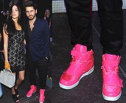 Radzimir Dębski w różowych butach! PASUJĄ?