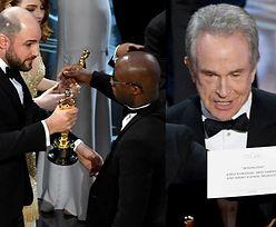 Największa WPADKA w historii Oscarów! Pomylono zwycięzców...