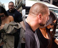 Kim Kardashian zrezygnowała z ochroniarzy, bo... wchodziliby w kadr fotografom?!