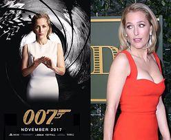 Fani chcą, żeby nowym Bondem została... Gillian Anderson!