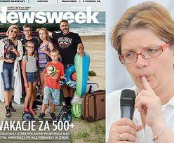 """""""Superniania"""" o Polakach nad morzem: """"Matka myjąca w morzu ubrudzone fekaliami dziecko. Ojcowie na plażach pijani i agresywni"""""""
