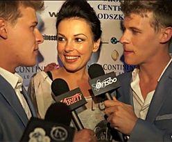 Speszona Glinka udziela wywiadu!