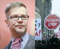 """Jacek Dehnel o marszu KOD: """"Hasła były przaśne. Szedłem zażenowany i wściekły"""""""