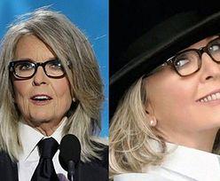 """Diane Keaton szczerze o upływie czasu: """"Ludzie nie lubią starszych osób"""""""